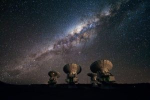 Search for extraterrestrial life